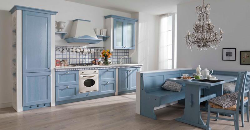 Village frassino decape 39 ocriam kitchens for Casa provenzale arredamento